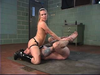 for slave a penetration male Train